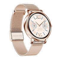 MK20 smart watch Полноэкранные женские модные смарт-часы 1.09 с цветным экраном