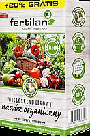 ТМ FERTILAN Органическое удобрение Овощи 1кг Польша