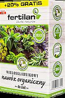 ТМ FERTILAN Органическое удобрение Пряные травы 1кг Польша