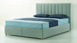 Кровать мягкая Страйп ТМ Mecano (Мекано)
