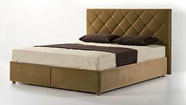 Кровать мягкая Диамонд ТМ Mecano (Мекано)