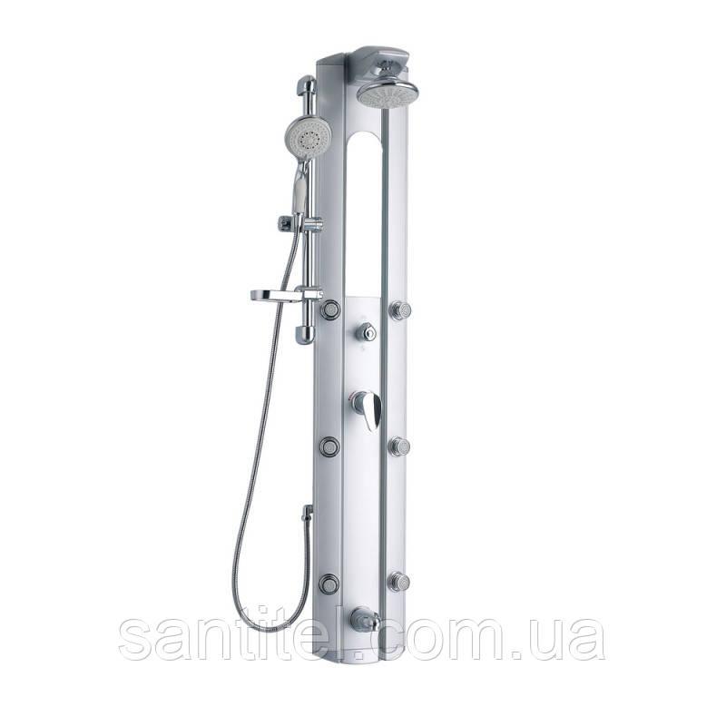 Душевая панель Qtap SIL 1101