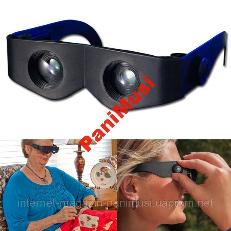 Очки с увеличительным стеклом очки-бинокль Zoomies
