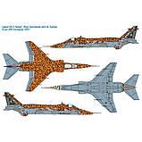 Збірна модель літака Jaguar GR.3,1:72 Italeri, фото 3