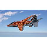 Збірна модель літака Jaguar GR.3,1:72 Italeri, фото 7