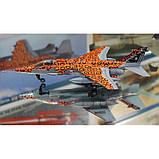 Збірна модель літака Jaguar GR.3,1:72 Italeri, фото 8
