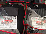 Авточохли Favorite на Opel Corsa D 2006> hatchback, Опель Корса D, фото 3