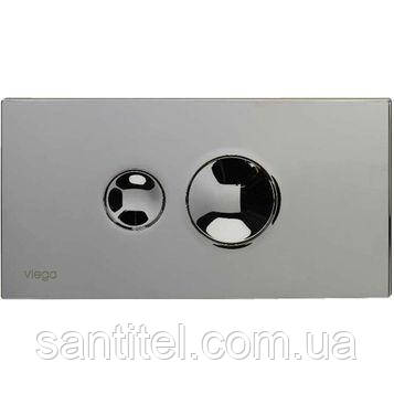 Кнопка для бачка хром (Style 10) VIEGA 596323