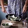 Сковорода Ø28см IKEA ОУМБЕРЛІГ ИКЕА из нержавеющей стали с антипригарным покрытием Teflon® Platinum plus, фото 8