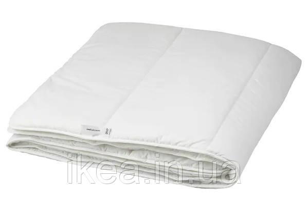 Ковдра тепле біле 150x200 см IKEA СМОСПОРРЕ ІКЕА