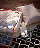 Универсальная прочная сумка для хранения вещей IKEA PÄRKLA 55x49x19 см органайзер для одежды ИКЕА ПЕРКЛА, фото 9