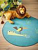 Плюшева іграшка Лев 70 см IKEA DJUNGELSKOG дитяча м'яка іграшка ІКЕА ДЙУНГЕЛЬСКОГ, фото 5