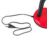 Настільна лампа на гнучкій ніжці MTL-02 Red, фото 2