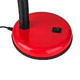 Настільна лампа на гнучкій ніжці MTL-02 Red, фото 3