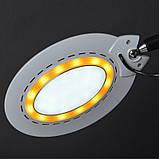 Настільна лампа на гнучкій ніжці SL-78 8W SL, фото 3