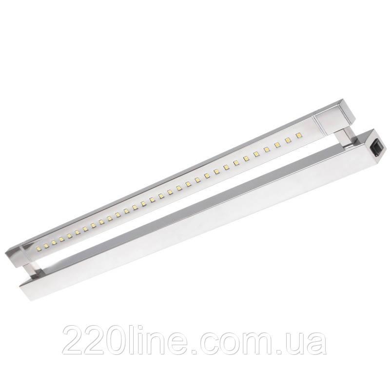 Подсветка настенная накладная для картин LED-508/7W WW CH