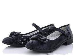 Туфли Pikos 35 Черный 444213, КОД: 1914923