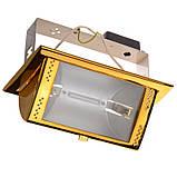 Світильник вбудований поворотний HD-02 150W Rx7s PB, фото 3
