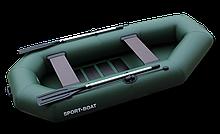 Надувная лодка Sport-Boat Cayman C280Ls 19160, КОД: 1707975