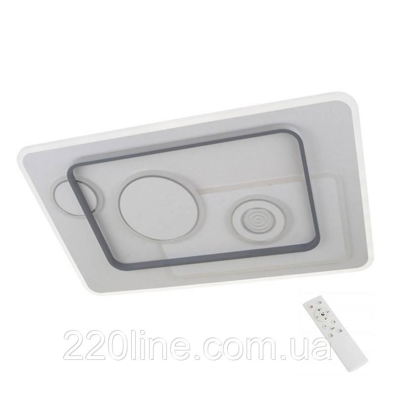 LED светильник потолочный с пультом WBL-30C/290W RM