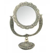Зеркало настольное 27.5х21х10.5 см 25866, КОД: 1344423