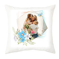 Подушка с фото для мамы