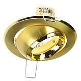 Светильник точечный HDL-DE 02 SB/G, фото 3