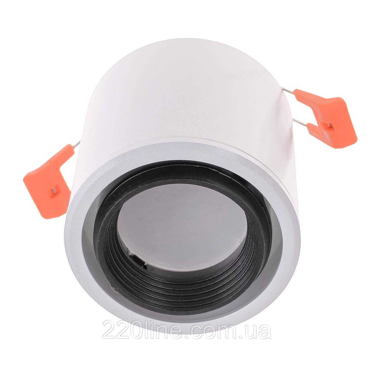 Світильник точковий HDL-DS 167 MR16 BK/BK