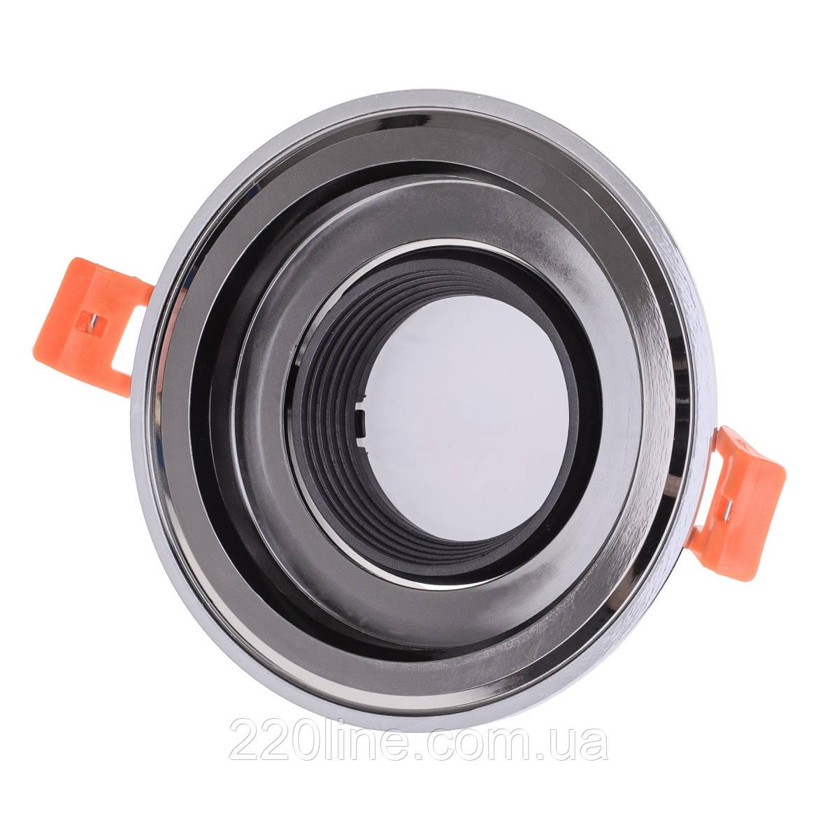Світильник точковий HDL-DS 168 MR16 BK