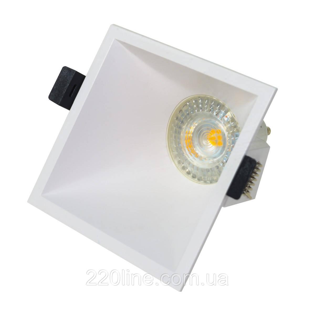 Світильник точковий HDL-DS 177A GU5.3 WH