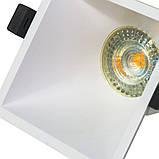 Світильник точковий HDL-DS 177A GU5.3 WH, фото 6