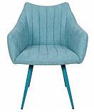 Кресло BONN бирюза NEW Nicolas (бесплатная доставка), фото 3