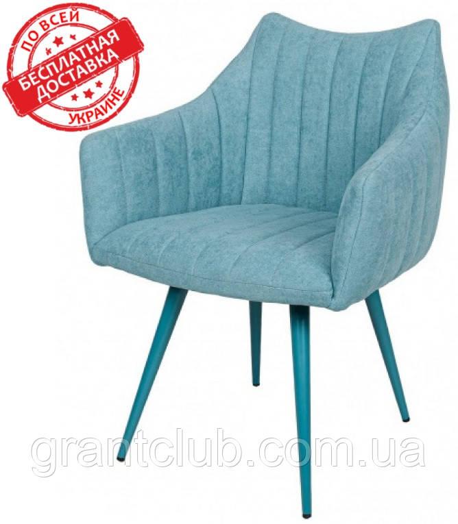 Кресло BONN бирюза NEW Nicolas (бесплатная доставка)