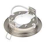 Светильник точечный LED HDL-DS 154 SL for GX53, фото 2