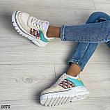 Кроссовки женские мульти 5875, фото 6