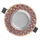 Светильник точечный LED декоративный HDL-G263/3W + COF, фото 6