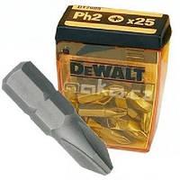 Бита DeWALT Ph2, 25мм DT7909 (25шт/уп.) DP41