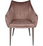 Кресло BONN мокко велюр (бесплатная доставка), фото 5