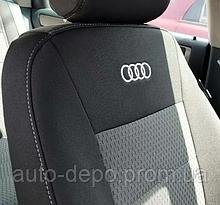 Авточехлы Audi Q3 2016- (EU) Чехлы на сиденья Ауди Кью3 EMC Elegant