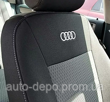 Авточехлы Audi A4 2000-2004 (B6) Ауди А4 EMC Elegant