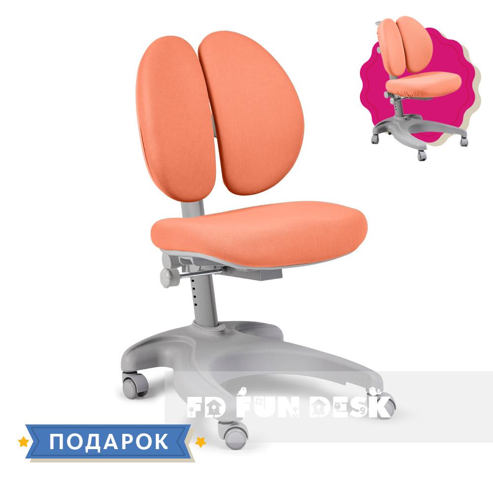Детское эргономичное кресло FunDesk Solerte Orange