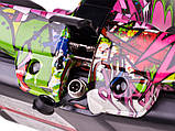 TaoTao NineBot Mini Pro (54V) - Hand Drive White (Music Edition) Hip-Hop Violet (Хип-Хоп фиолетовый), фото 9