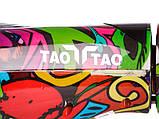 TaoTao U8 APP - 10 дюймов с приложением и самобалансом Hip-Hop Violet (Хип-Хоп фиолетовый), фото 8