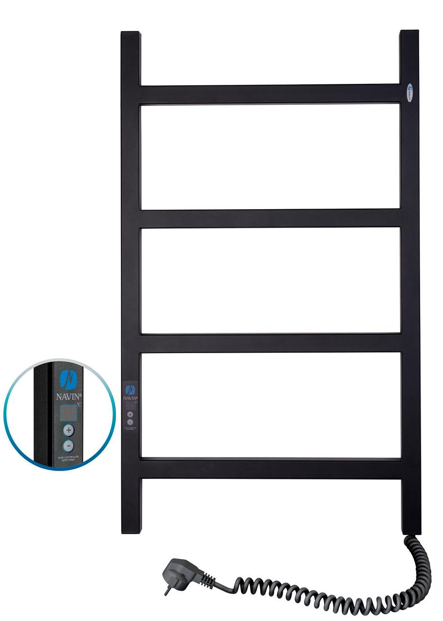 Полотенцесушитель Nordic 500х800 Digital правый (черный муар) 12-241052-5080