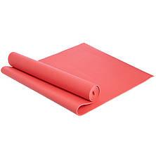 Йога мат (килимок для фітнесу і йоги) Щільний спортивний килимок (каремат) yoga mat, фото 2