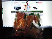 """Насадки мундштук для кальяна """"Светофор"""". Упаковка 100 шт."""