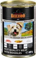 Консервы для собак Belcando Мясо с лапшой, 400г