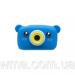 Детская камера T7 Мишка Цвет Синий