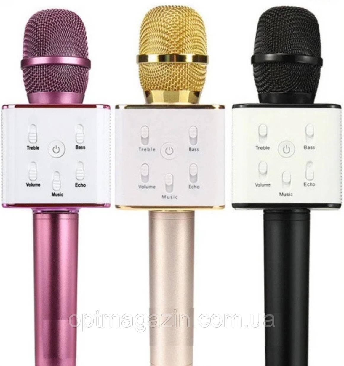 Бездротовий мікрофон-караоке (без чохла)