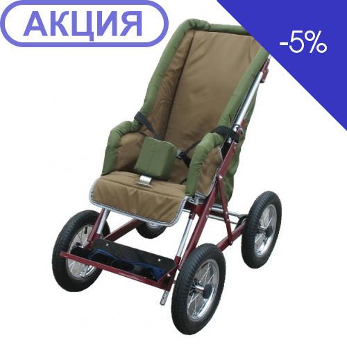 Детская реабилитационная коляска КДР -1060 Антей (Украина) (НПЦ Антей)